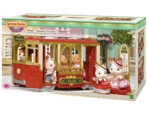 Sylvanian Family 6007 - Tram