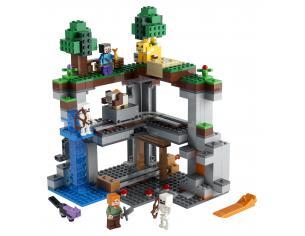 LEGO MINECRAFT 21169 - LA PRIMA AVVENTURA