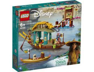 LEGO DISNEY PRINCESS 43185 - BARCA DI BOUN