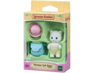 Sylvanian Family 5456 - Bebè Gatto Persiano