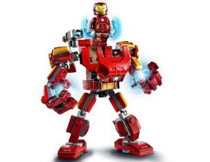 LEGO MARVEL SUPERHEROES 76140 - MECH IRON MAN