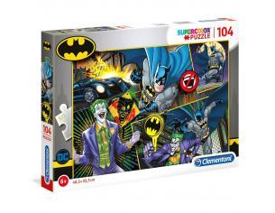 Dc Comics Batman Puzzle 104 Pezzi Clementoni