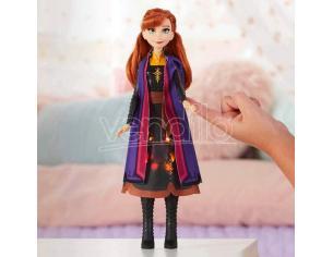 Disney Frozen 2 Anna Autumn Swirling Adventure Bambola Hasbro