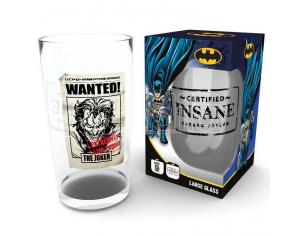 Dc Comics Batman The Joker Insane Pint Bicchiere Gb Eye