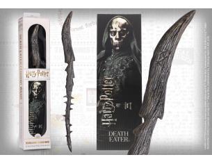 Harry Potter Bacchetta Con Segnalibro Mangiamorte Noble Collection