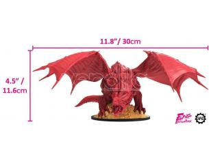 Epic Encounters Rpg Gioco Da Tavolo Lair Of The Red Dragon *english Version* Steamforged Games