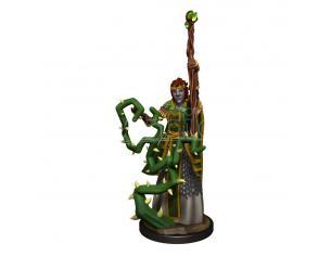 D&d Nolzur's Marvelous Miniatures Unpainted Miniatures Firbolg Druid Female Case (6) Wizbambino