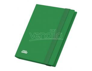 Ultimate Guard Flexxfolio 20 - 2-Pocket - Green Ultimate Guard