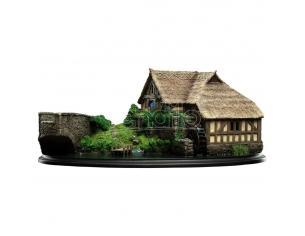 Lo Hobbit: An Unexpected Journey Hobbiton Mill & Bridge Environment 31 X 17 Cm Weta Collectibles