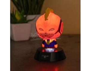 Marvel 3D Icon Light Captain Marvel Paladone Products
