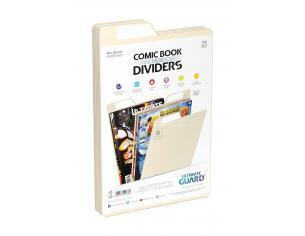 Ultimate Guard Premium Comic Book Dividers Sand (25) Ultimate Guard