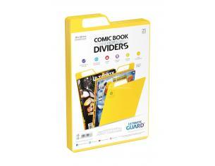 Ultimate Guard Premium Comic Book Dividers Yellow (25) Ultimate Guard
