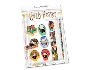 Harry Potter Set Di Cancelleria Karactermania