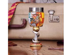 Harry Potter Boccino D'oro Collectible Calice Di Vetro Nemesis Now