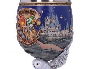 Harry Potter Hogwarts Collectible Calice Di Vetro Nemesis Now