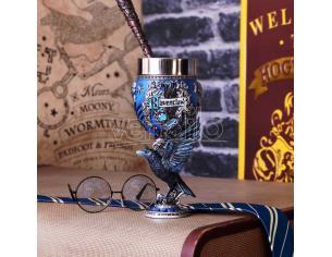 Harry Potter Corvonero Collectible Calice Di Vetro Nemesis Now