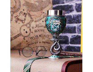 Harry Potter Serpeverde Collectible Calice Di Vetro Nemesis Now