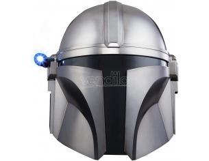 Star Wars The Mandalorian Casco Elettronico Black Series Hasbro