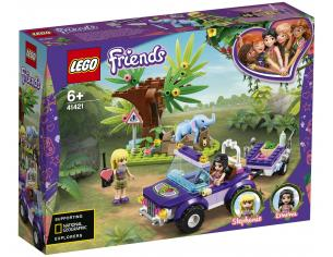 LEGO FRIENDS 41421 - SALVATAGGIO NELLA GIUNGLA DELL'ELEFANTINO