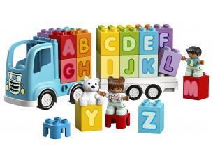 LEGO DUPLO 10915 - CAMION DELL'ALFABETO