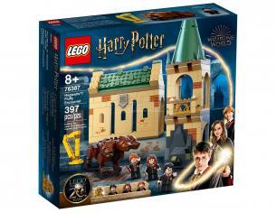 LEGO HARRY POTTER 76387 - HOGWARTS: INCONTRO CON FUFFI