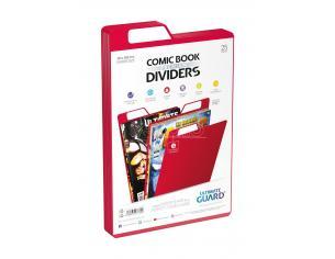 Ultimate Guard Premium Comic Book Dividers Red (25) Ultimate Guard