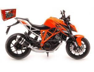 MAISTO MI32710 KTM 1290 SUPER DUKE R 2014 1:12 Modellino