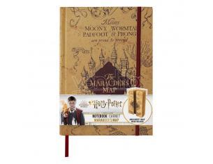 Harry Potter Agenda A5 Mappa Del Malandrino Cinereplicas