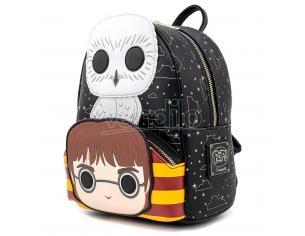 Harry Potter Zaino Harry ed Edvige 25 cm Loungefly