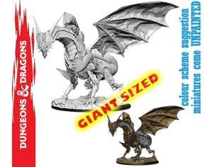 Wizbambino Pathfinder Dcum Clockwork Dragon Miniature E Modellismo