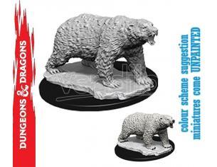 Wizbambino Wizbambino Um Polar Bear Miniature E Modellismo