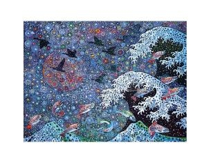 Dancing Con The Stars High Quality Puzzle 500 Pezzi Clementoni
