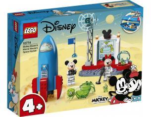 LEGO DISNEY MICKEY MOUSE 10774 - IL RAZZOSPAZIALE DI TOPOLINO E MINNIE