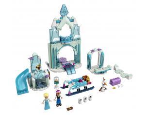 LEGO DISNEY PRINCESS 43194 -IL PAESE DELLE MERAVIGLIE GHIACCIATO DI ANNA ED ELSA