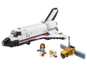 LEGO CREATOR 31117 - AVVENTURA DELLO SPACE SHUTTLE