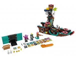LEGO VIDIYO 43114 - NAVE PIRATA PUNK