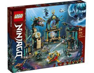 LEGO NINJAGO 71755 - TEMPO DEL MARE INFINITO