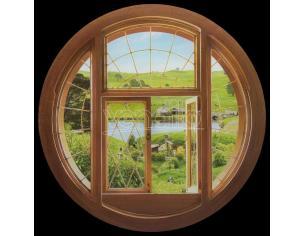 Lo Hobbit Gigante Vinile Wall Decal Hobbit Window Weta Collectibles