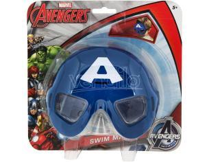 Marvel Avengers Occhiali da Sub Capitan America Marvel