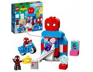 LEGO SUPER HEROES 10940 - IL QUARTIER GENERALE DI SPIDER-MAN