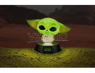 Star Wars The Mandalorian 3d Icon Light The Bambino Paladone Products