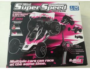 Mini Super Speed 2WD RACING High Performance RC remote control car Z301 Modellino