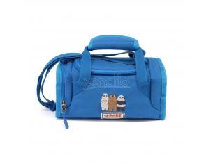 WE BARE BEARS Portamerenda Blu Mailbox Karactermania