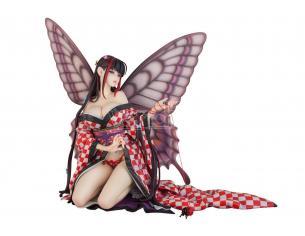 Original Character Hoteri Pvc Statua Red Butterfly Illustration By Jin Happobi 16 Cm Flare