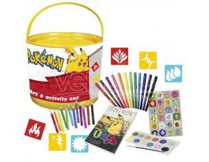 Pokemon Activity Cube 46 Pezzi Cyp Brands