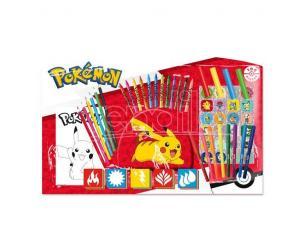 Pokemon Activity Set 60 Pezzi Cyp Brands