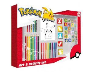 Pokemon Activity Set 67 Pezzi Cyp Brands