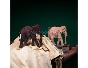 Amati 500/04 -  Woodline Art Elefante Grande Kit in Legno Modellino