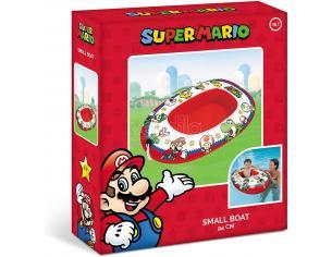 Canotto Gonfiabile Super Mario New 94 x 40 x 20 cm Mondo