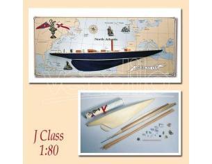 Amati J-Class Endeavour America's Cup Yacht 1934 1/80 Modellino